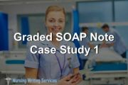 Graded SOAP Note Case Study 1
