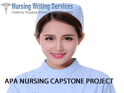 APA NURSING CAPSTONE PROJECTS