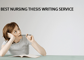 Master of arts in nursing thesis