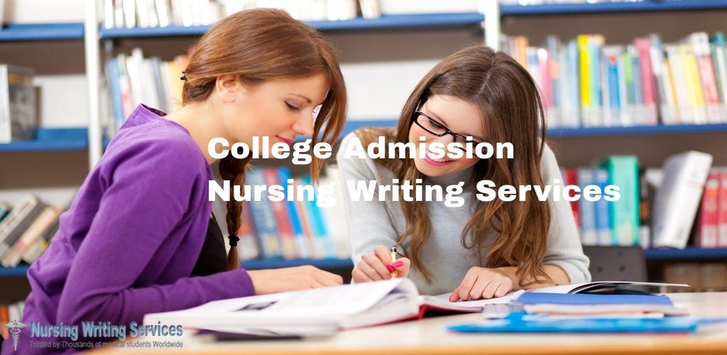 College Admission Nursing Writing Services