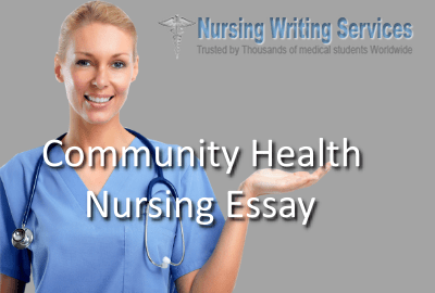 Community Health Nursing essay