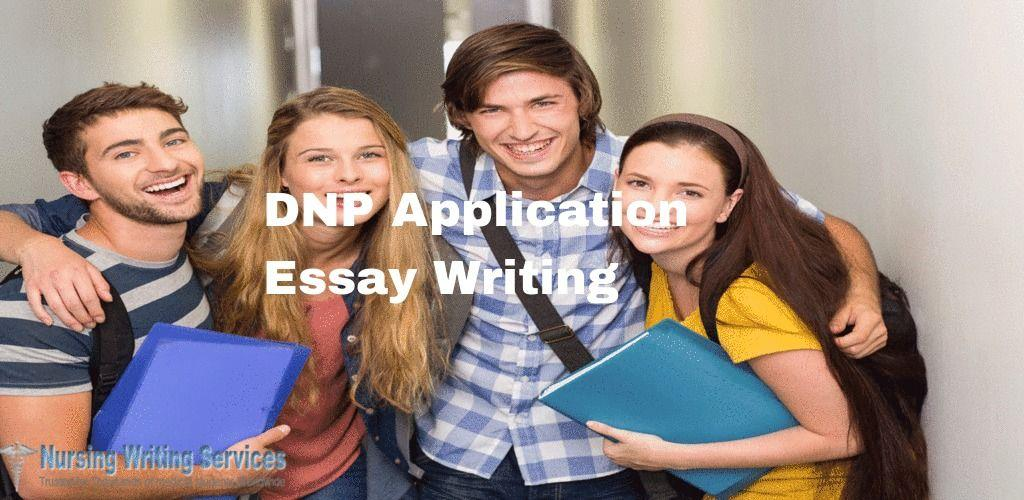 DNP Application Essay Writing