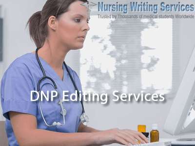 Editing services for students