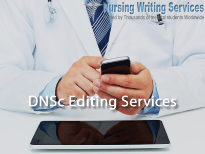DNSc Editing Services