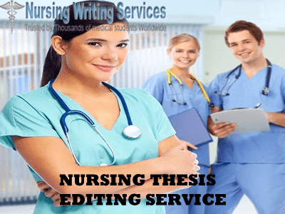 nursing thesis editing services