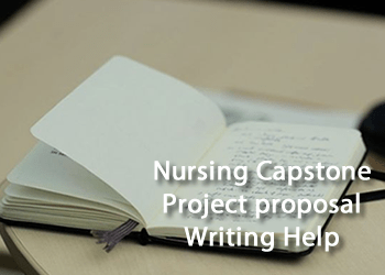 Capstone Project Proposal Writing Help