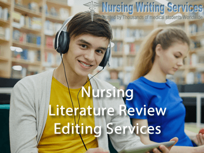 Nursing Literature Review Editing Services