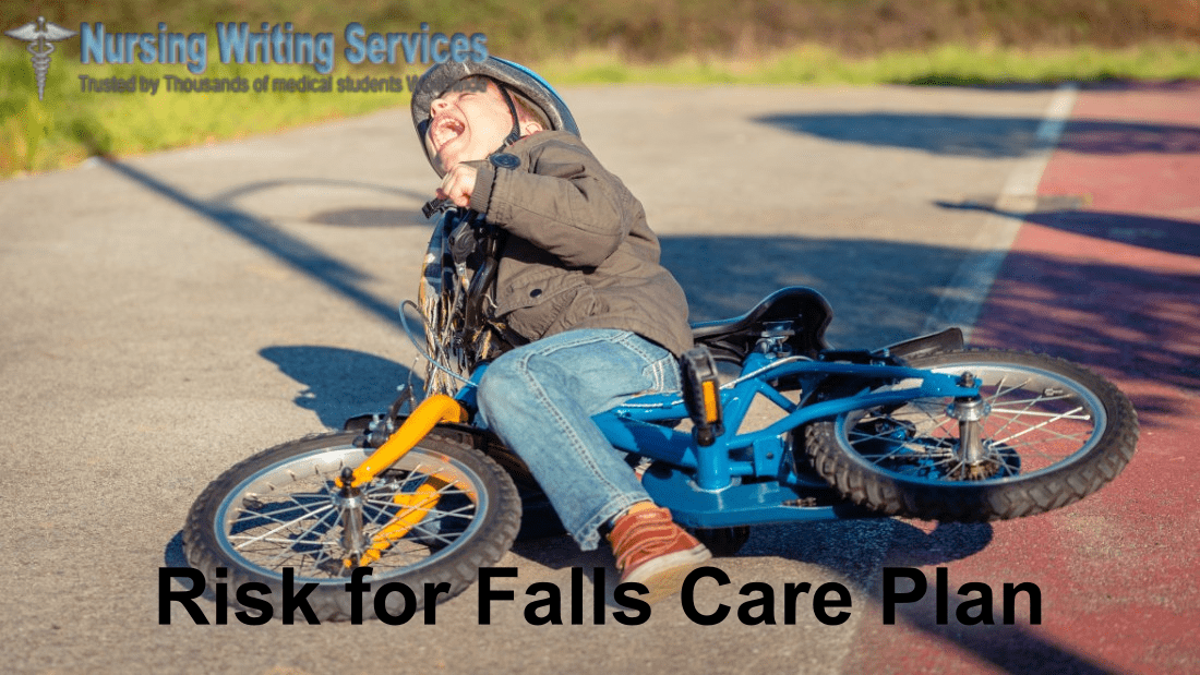 Risk for Falls Care Plan Writing Services