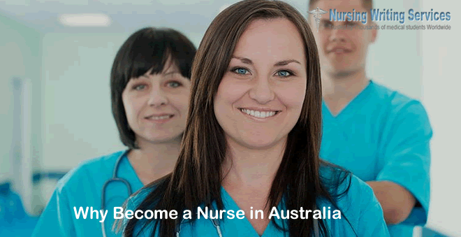 Why Become A Nurse In Australia
