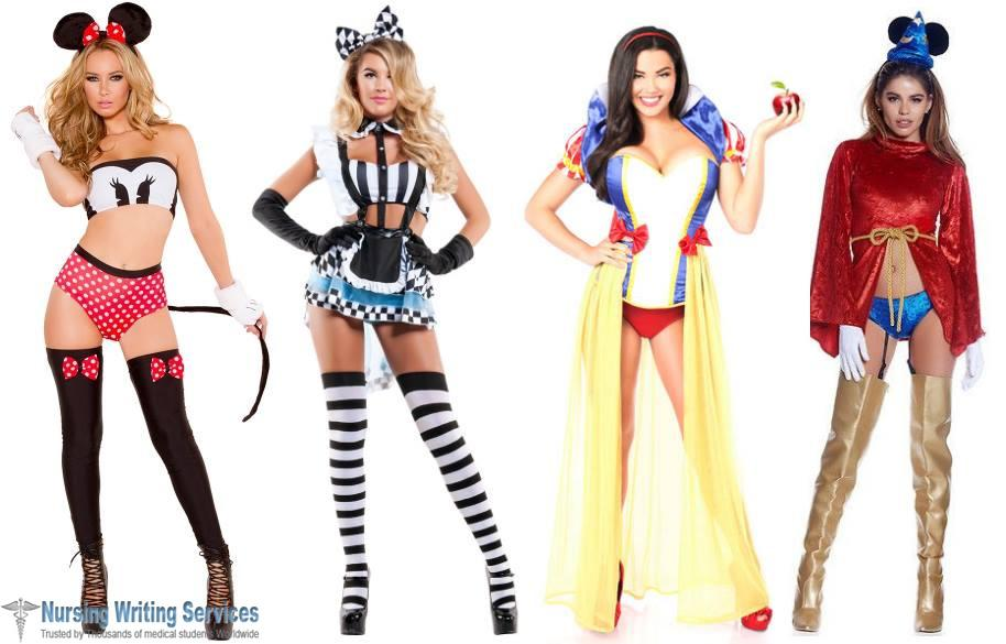 Should  Halloween  costumes  that  sexualize  nurses  be  banned?