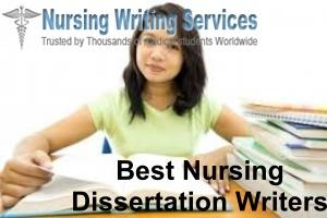 best nursing dissertation writers