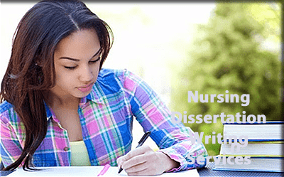 Nursing dissertation writing