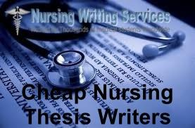 Buy nursing dissertation