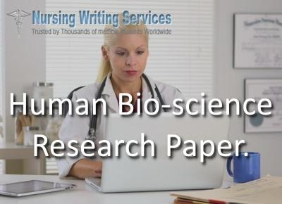human bio science research paper