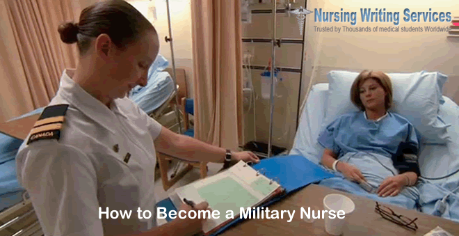 How to Become a Military Nurse?