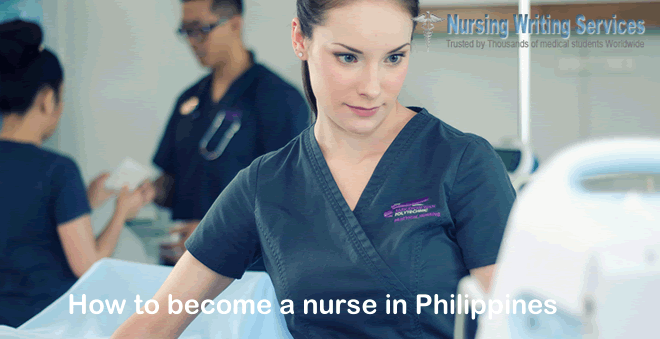How to become a nurse in Philippines