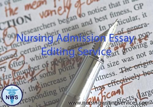 Admission essay editing service guarantee