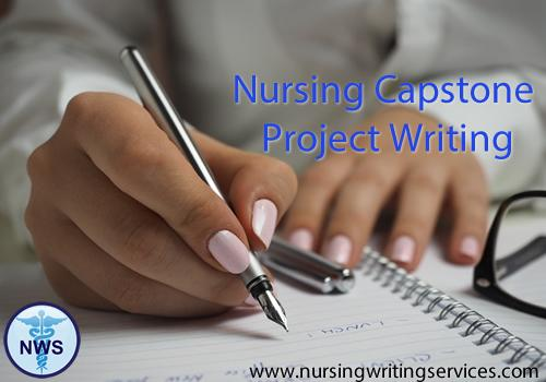 Nursing Capstone Project Writing | Best and Quality Online Service