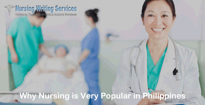 Why Nursing is Very Popular in Philippines