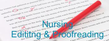 Nursing Editing-Proofreading Services