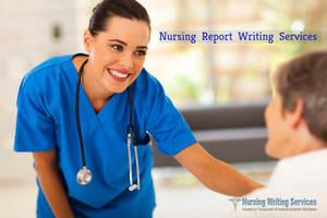 Nursing  Report  Writing  Services