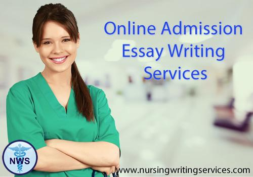 Online Admission Essay Writing Services