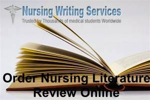 Order Nursing Literature Review Online