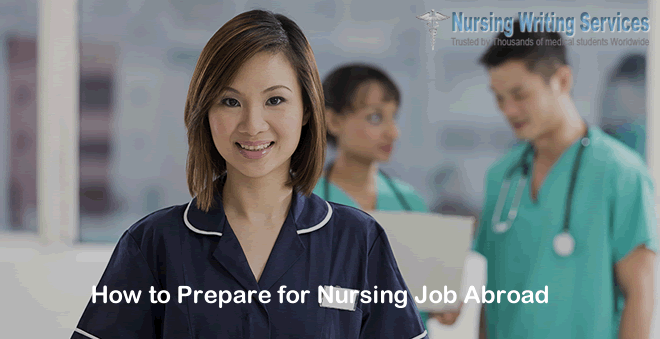 How to Prepare for Nursing Job Abroad