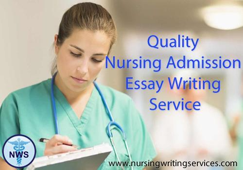 Nursing essay writing services