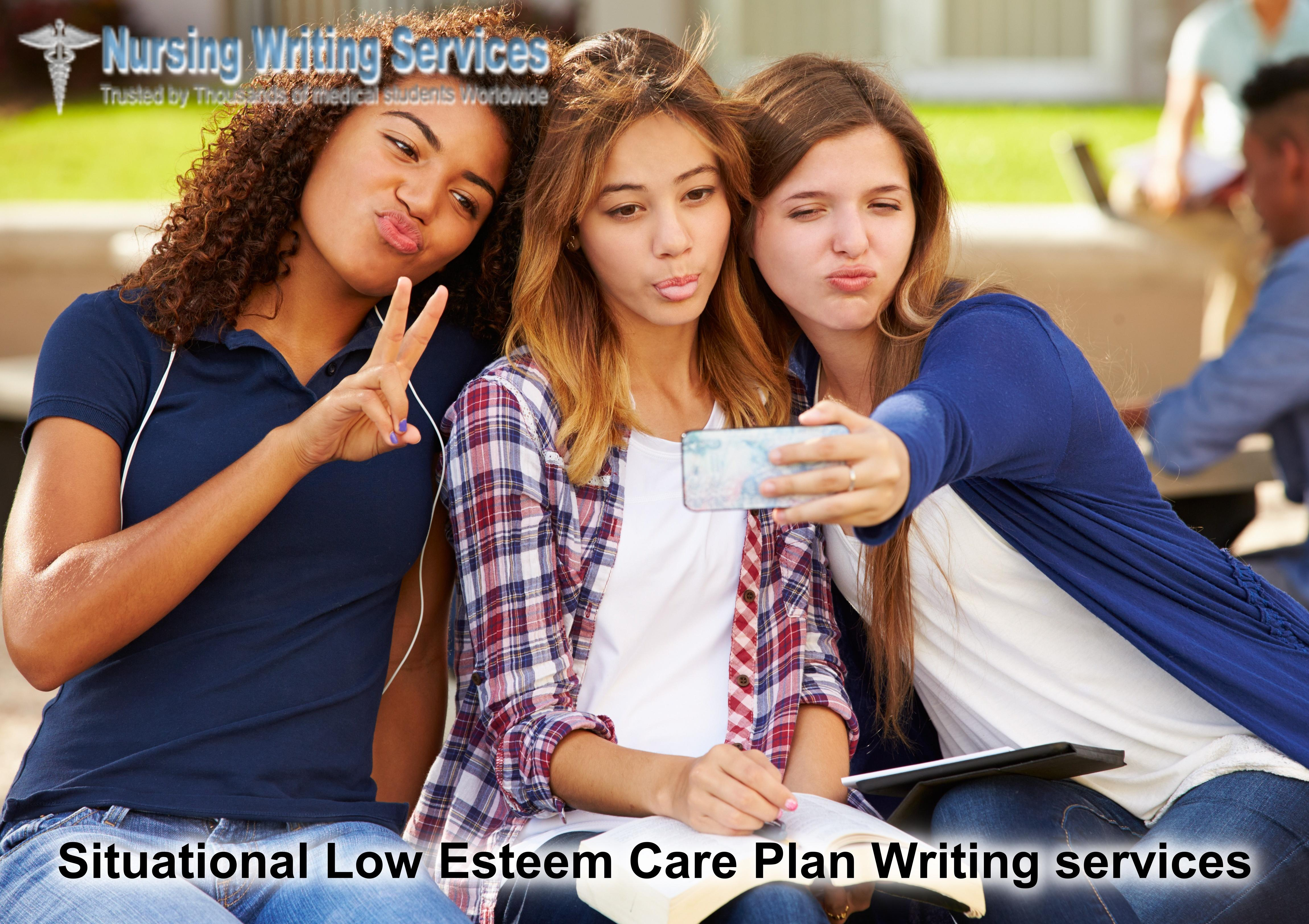 Situational Low Esteem Care Plan Writing Services