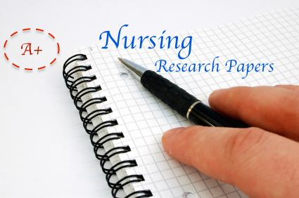 Help with nursing research paper