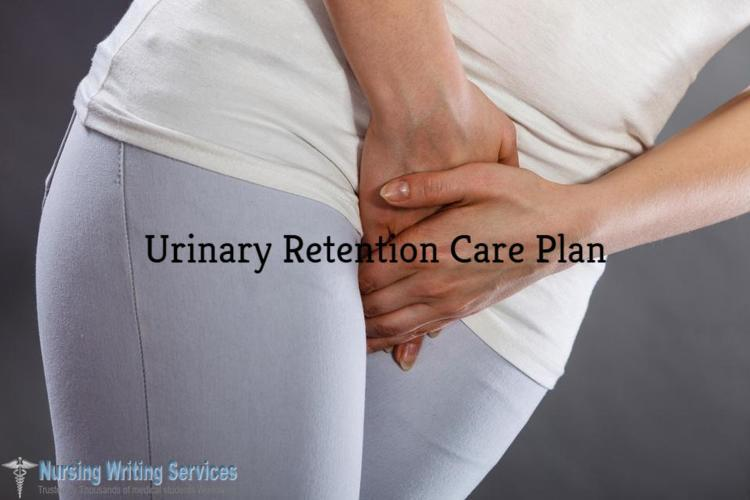 Urinary Retention Care Plan Writing Services