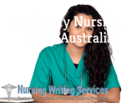 Write My Nursing Essay Australia