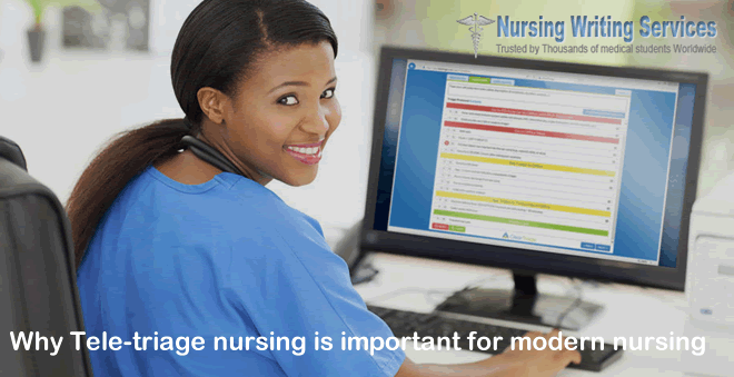 Why Tele-triage nursing is important for modern nursing