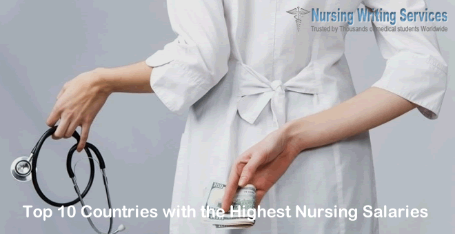 Top 10 Countries with the Highest Nursing Salaries